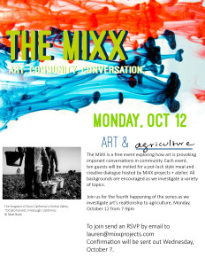 The MiXX_ Agriculture
