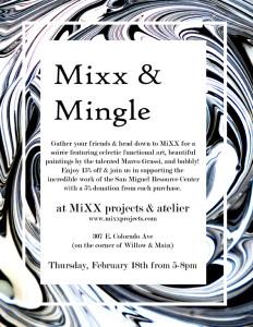 MiXX & Mingle 2.18.16-sm