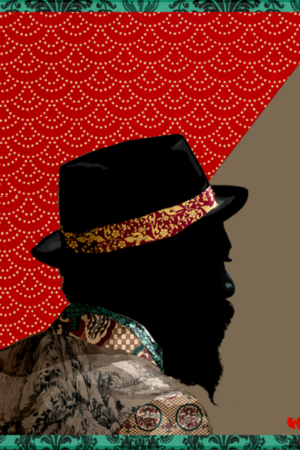 Thelonious Monk Limited Edition Digital Prints 8x10""