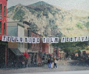 """""""Telluride Film Festival"""" detail"""